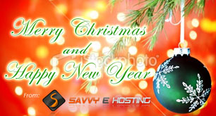 Merry Christmas Discount Offer On Windows And Linux Web Hosting