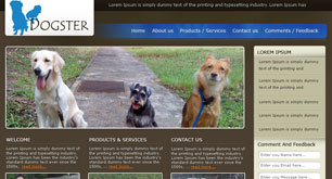 DOGSTER Using Our Cloud Server Hosting