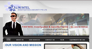PANINTEL Is Associated With Us For Email Hosting Singapore